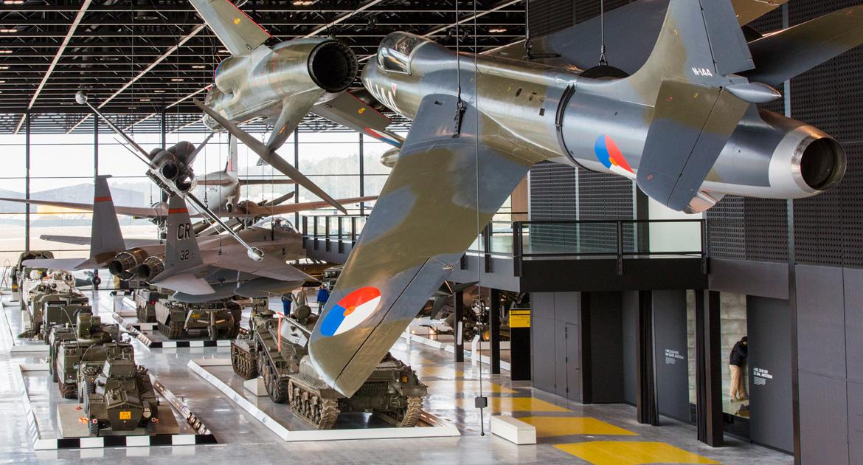 schoolreisje-militair-museum-soesterberg